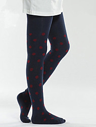 Children's Dot Floral Pantyhose