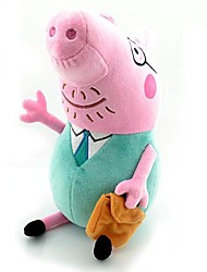 Peppa Pig Grandpa Stuffed Toy Plush Doll