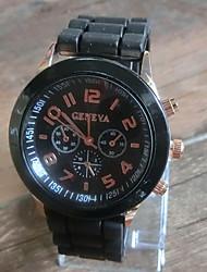Woli Fashion Geneve Jelly Watch