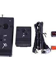câmera sem fio fit disparador remoto para Canon 5D mark iii 5d2 6d 60d 500d 650D, 645D Pentax k10d sigma SD14
