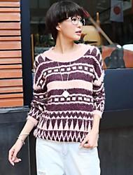Mode vereisten ™ Frauen lösen pullover
