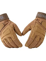 ESDY  Outdoor Sports Military Tactical Airsoft Hunting Riding Game Wear Gloves Khaki
