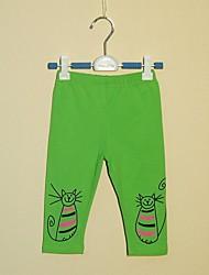 leggings pur coton pour enfants