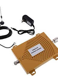 New CDMA PCS 850/1900MHz Dual Band Cell Phone Signal Booster Repeater Antenna Kit