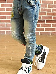 Boy's label jeans