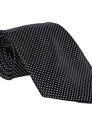 patrón de lazo negro