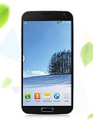 "VK 5.0 "" Android 4.2 Smartphone 3G (Due SIM Quad Core 8 MP 1GB + 4 GB Nero / Bianco)"