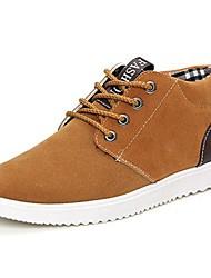 scarpe da uomo scarpe da tennis piane confortano moda scarpe tacco più colori disponibili