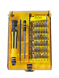 45pcs Magnetic Multi-function Screwdriver Set Computer Cell Phone Repair Tools ELECALL 9001