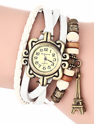 ToMoNo Tower Pendant Vintage Bracelet Watch