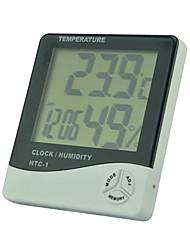 famiglia termometro elettronico dell'interno temperatura e umidità contatore domestico htc - 1