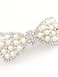 European Style Elegant Shining Pearl Hairpins