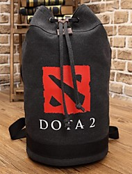 DOTA2 Online Game Logo Backpack Cosplay Accessory