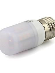 LED a pannocchia 27 SMD 5730 T E26/E27 5W Decorativo LM Bianco caldo / Luce fredda DC 12 V