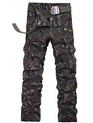 Bense moda maschile tutto corrisponde pantaloni casual