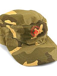 gorra de camuflaje para la fotografía