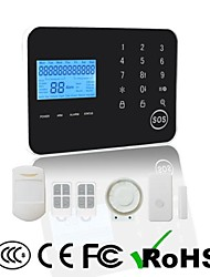 GSM+PSTN   Alarm Systems