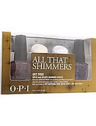 OPI  All That Shimmers Set 1set