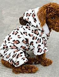 Katzen / Hunde Kapuzenshirts Schwarz Hundekleidung Winter Tier Hochzeit / Cosplay