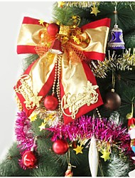 Small Butterfly Knot Door Hanging,Christmas Tree Decorating Wreath