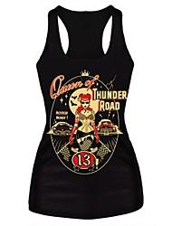 Thunder Road Slashed Back Tank Top Dress Night Club Sexy Uniform