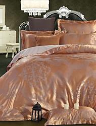 Duvet Cover Sets , Gold
