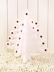 éponge christmas tree décoration