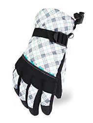 северной широты 35 серый полиэстер ° малыша&ПУ водонепроницаемый тепловой лыжные перчатки