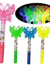 grande borboleta novo flash stick (cores aleatórias)