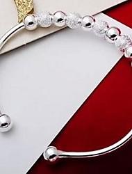 925 bracelet en argent sterling de neuf retour de fortune