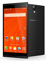 "More Fine U5 -Style 5.5"" 3G Android 4.4 Smartphone(Dual SIM,IPS Screen,Quad Core high-speed ,WiFi,Dual Camera)"