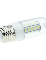 7W E26/E27 LED лампы типа Корн T 36 SMD 5730 800-1200LM lm Естественный белый DC 12 V