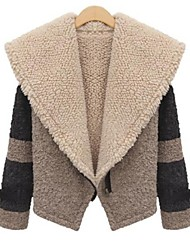 Women's Coats & Jackets , Cotton Casual W.so