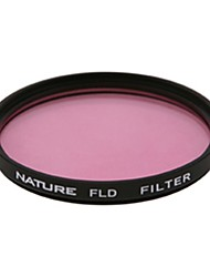 naturaleza 55mm de color fluorescente filterter