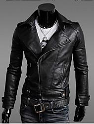 Black Man All Match Korean Leisure Jacket