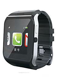 """slot para android relógio 2g telefone Bluetooth v3.0 inteligente câmera / sim / cartão tf tochic 1.55 """"(cores sortidas)"""