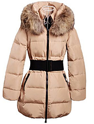 Miyue Women's Fashion  Cotton Down Jacket Coat