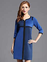 Women's Fashion Winter All Match Joint Dress