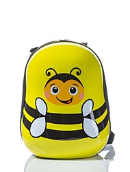 Children's Smiling Little Bee School Bag/Backpack of  ABS+PC Fabric