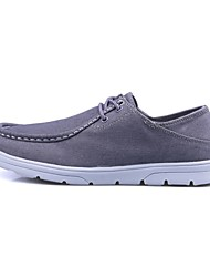 Men's Walking Shoes Canvas Gray