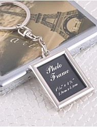 GX-045	Rectangular Frame Key Chain(Photo Can Be Put on)