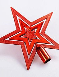 Christmas Decoration Pentagram Tree Ornaments