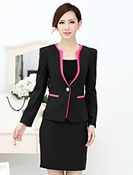 Women's Fashion OL Suit(Blazer & Skirt)