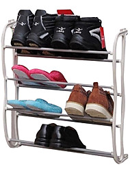 Metal Iron Shoes Rack for Shoes Storage One PCS