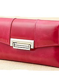 Formal / Sports / Casual / Event/Party-Wallet-Cowhide-Women