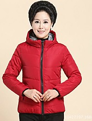 Women's Winter Hooded Parka Warm Down Jacket More Colors