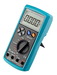 3-5/6 Digits Auto Range True RMS Digital Multimeter Overload Pretection LCD Backlight EXPLOIT EM6000