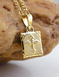18K Golden Plated Pendant