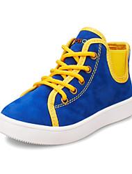 Sneakers de diseño ( Azul/Verde/Rojo ) - Comfort - Vellón