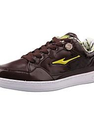 Zapatos de hombre ( Marrón Cuero de charol